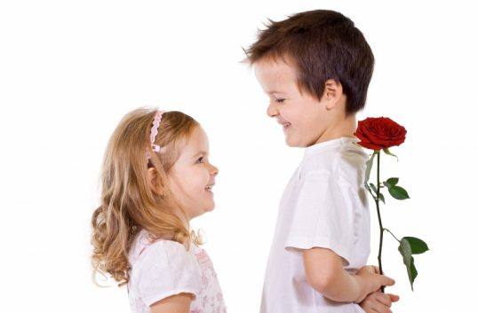 40 procent kommer att uppvakta sin partner på alla hjärtans dag