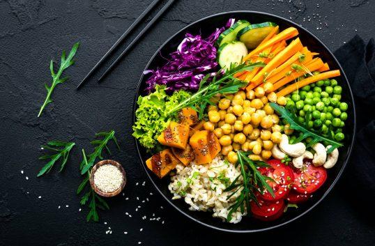 2 av 3 konsumenter tycker att mjölk, ost och ägg kan ingå i vegetarisk kost