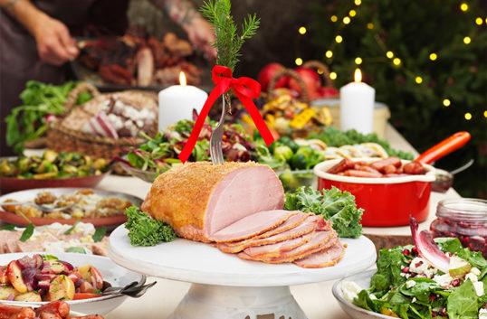 Scan lanserar närproducerad julskinka från tre regioner