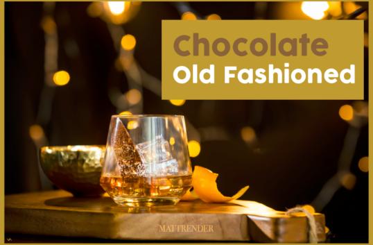 En choklad Old fashioned