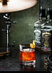 Svenska artister skapar cocktails