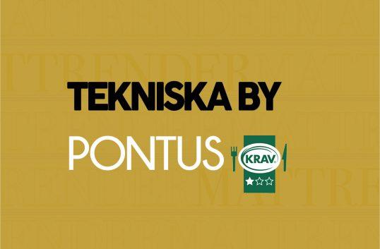 Tekniska by Pontus är certifierade