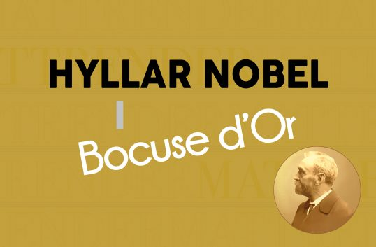 Nobelpriset hyllas i världsfinalen