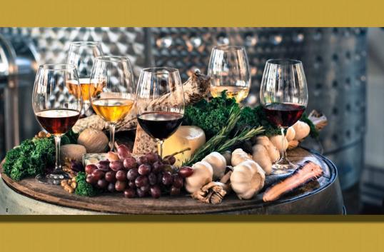 The Winery Hotel erbjuder vinutbildning