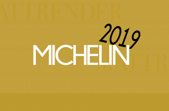 MICHELIN Guiden 2019