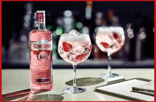 Gordon's Pink Distilled Gin