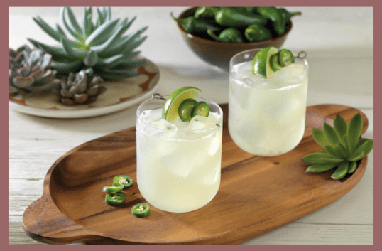 Jalapeno Margarita