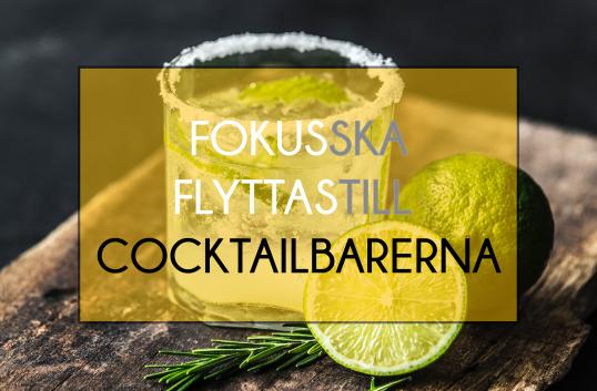 """""""Det är dags att rikta rampljuset mot Malmös Cocktailbarer"""""""