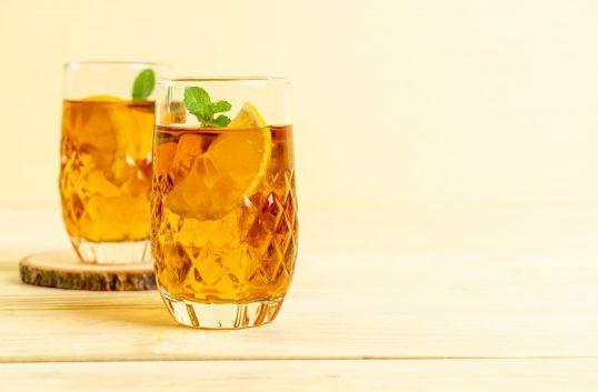 Te i mocktails och cocktails