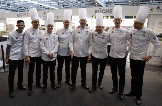 Svensk guldsmak i Culinary Olympics