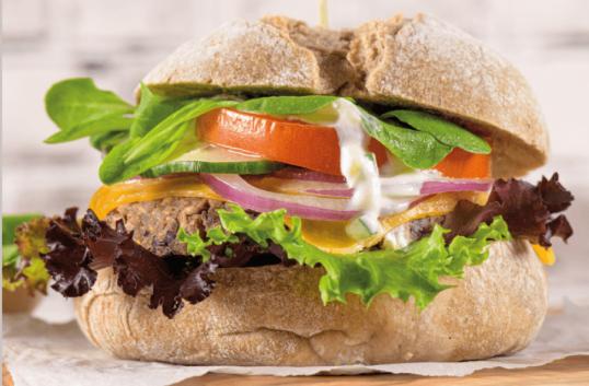 Klimatneutralt veganalternativ för köttälskare