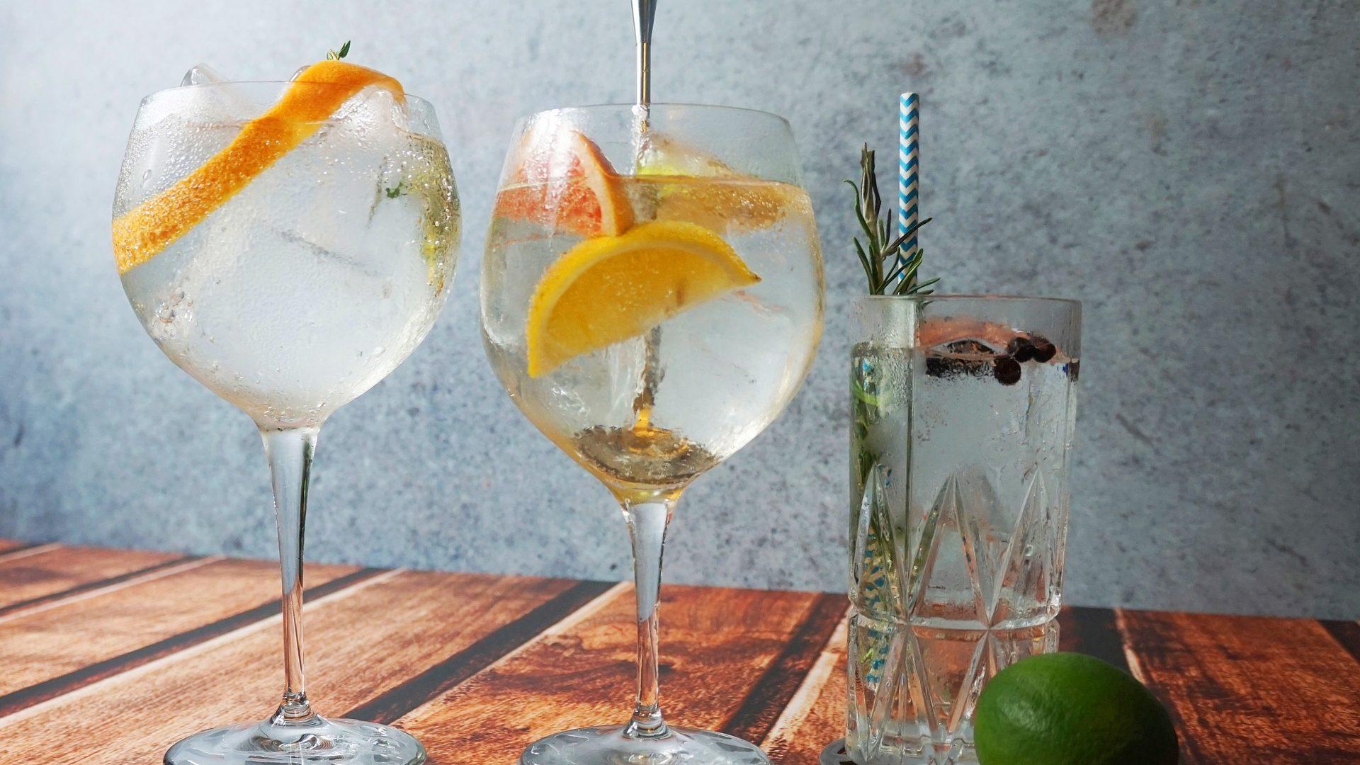 Fira internationella Gin & Tonic-dagen i påsk
