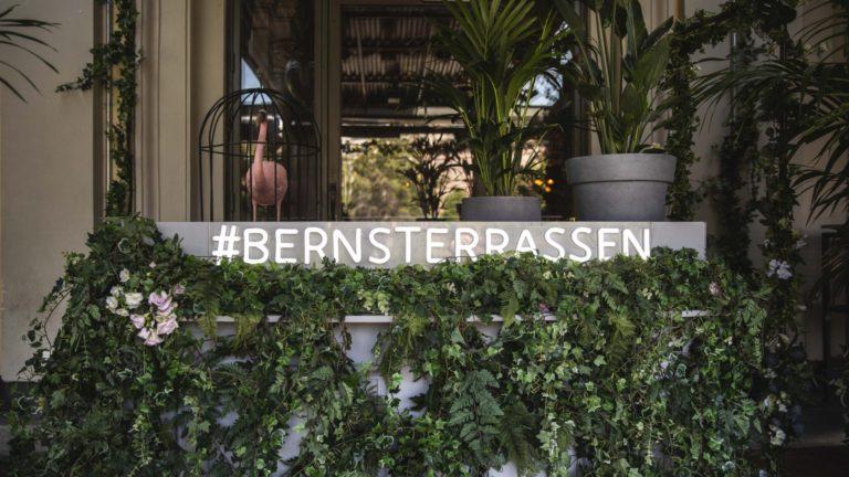 Premiär för Berns Terrassen