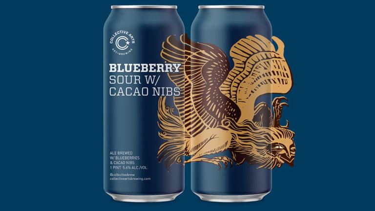 Collective Arts släpper syrlig öl bryggd med blåbär och kakaobönor