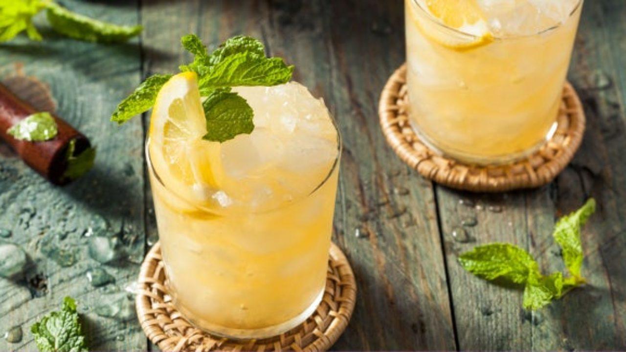 Sommarens drink är Capri di Tonic
