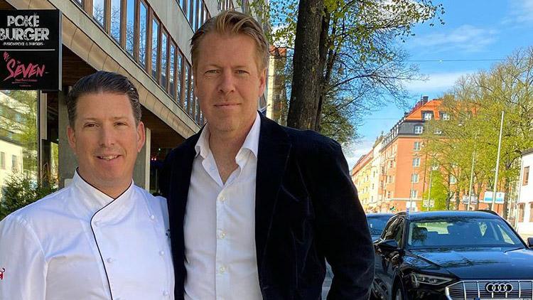Pontus Frithiof öppnar kvarterskrog på Kungsholmen