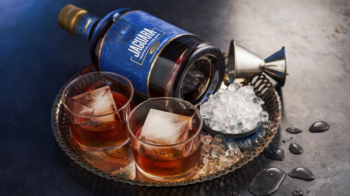Nyhet: Jaguara mörk rom med 45 procent alkoholhalt