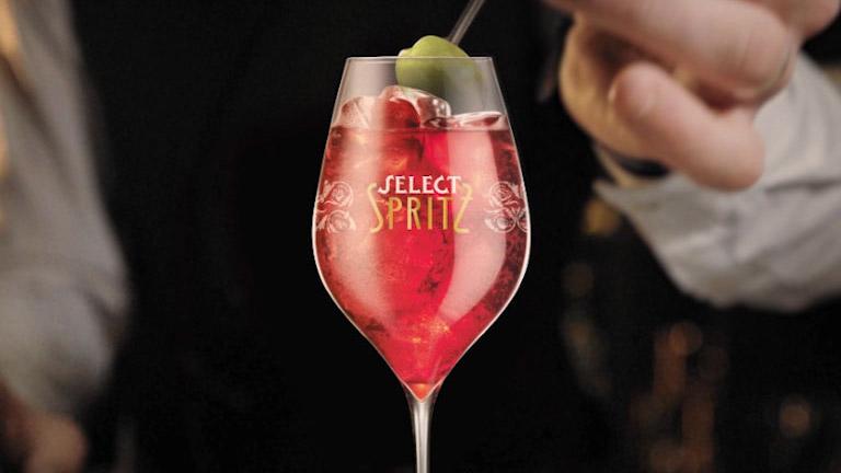 Select Spritz - originalet från Venedig, Italien
