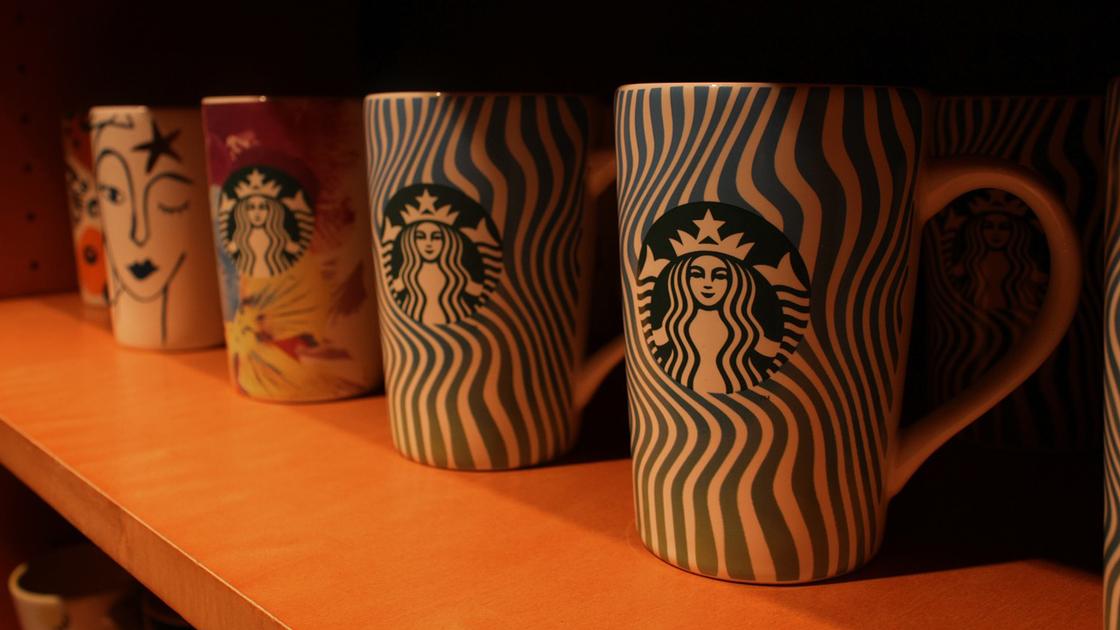 Starbucks lanserar en webbshop i Sverige