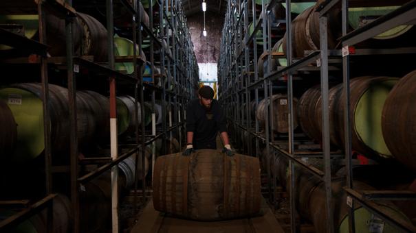 Exklusiv 15-årig Port Pipe Single Cask släpps 13 augusti från Speyside-destilleriet Tomintoul