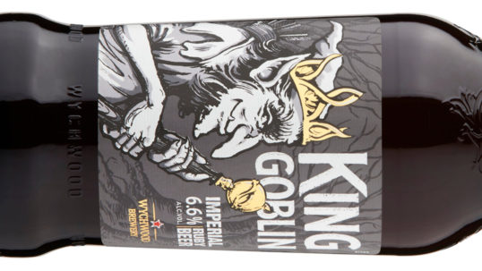 King Goblin Imperial Ruby Beer lanseras på Systembolaget 1 september