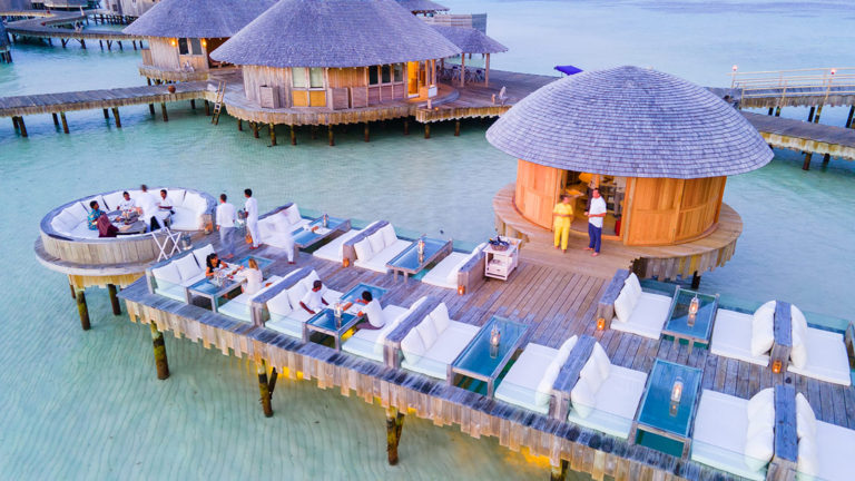 Mathias Dahlgren öppnar restaurang på paradisö