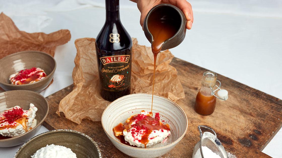 Baileys Salted Caramel Snowball