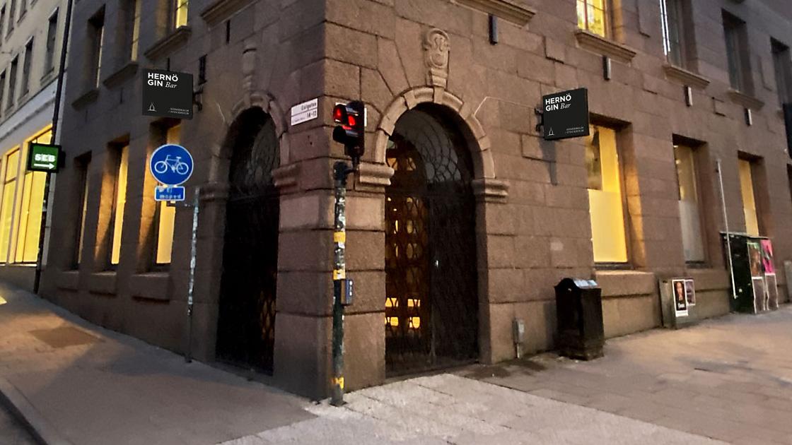 Hernö Gin Bar öppnar i Stockholm under sommaren