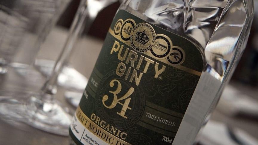 Purity Distillery byter samarbetspartner i Sverige