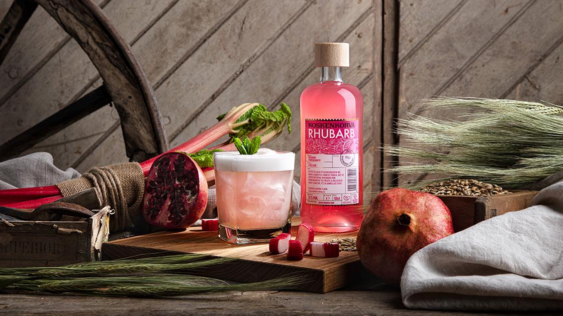 Rhubarb Smash