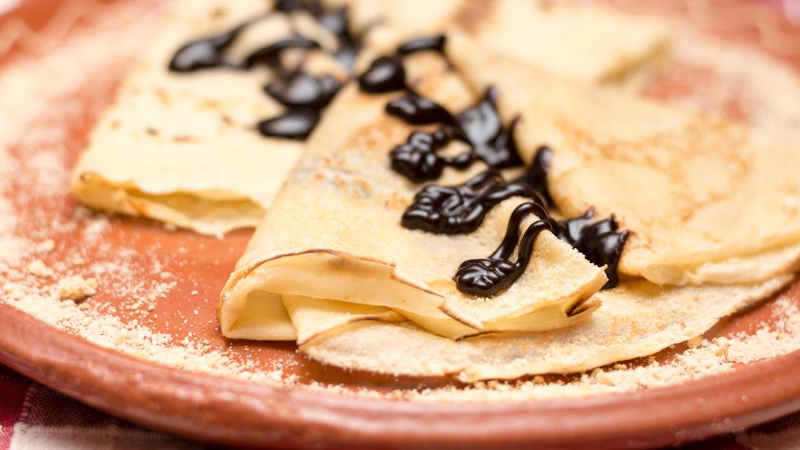 Vad är mest populärt att ha på pannkakan?