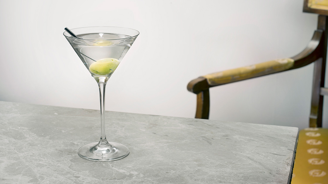 Kronvodka Martini