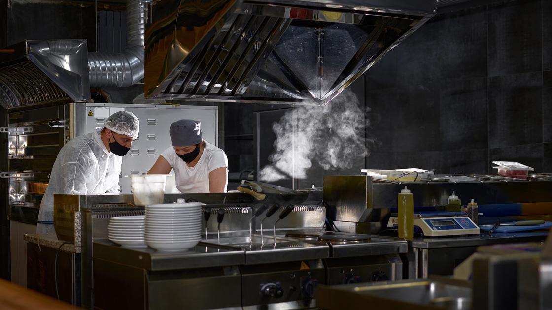 Almi Invest investerar i Klimato som gör restauranger klimatsmartare