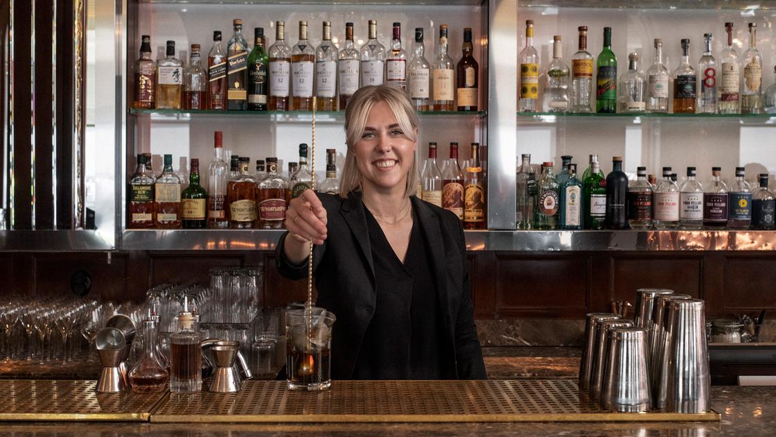 Cadierbaren släpper ny cocktailmeny
