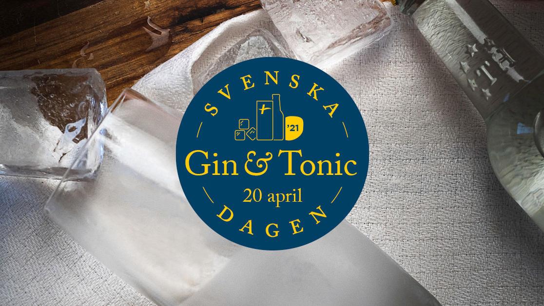 Hernö Gin instiftar Svenska Gin & Tonic-dagen den 20 april