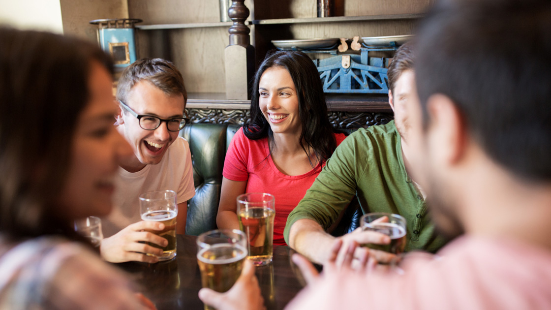 Minskad alkoholkonsumtion under pandemiåret 2020