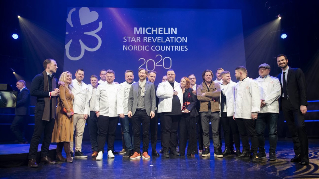 Årets nordiska Michelinstjärnor delas ut i september