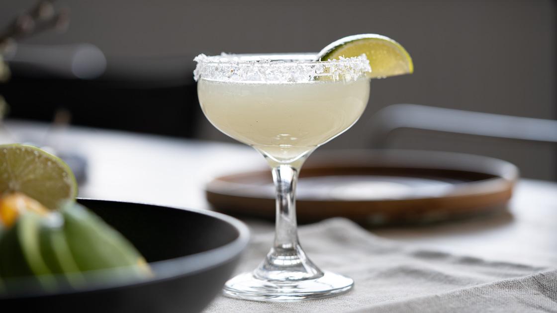Fira Cinco de Mayo med Margaritas och mexikansk fisktaco