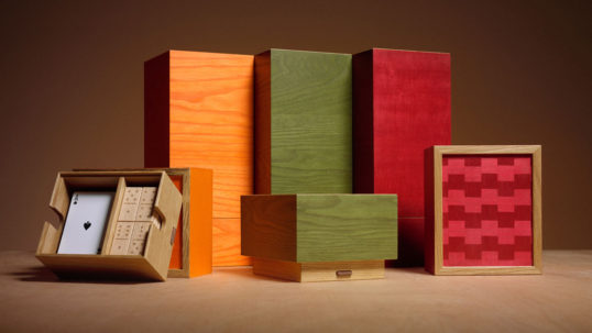 Designprojekt lyfter fram det njutningsfulla i äkta hantverk