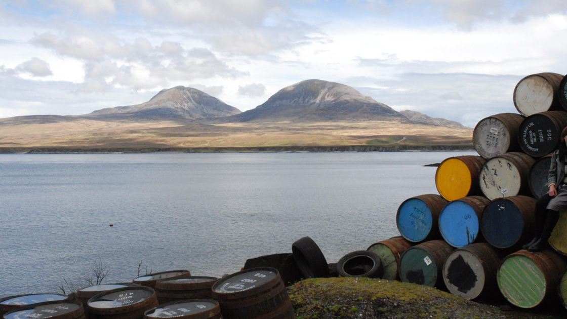 Islays whiskyfestival är digital i år