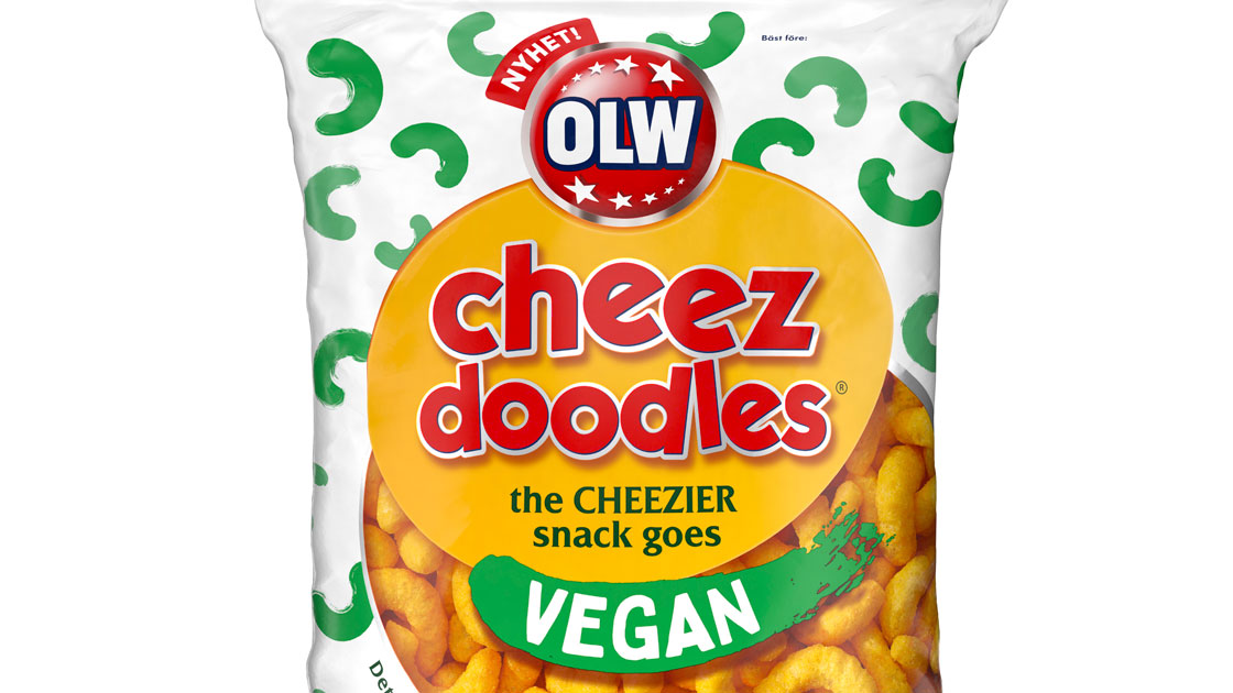 Nu kommer en älskad ostbåge i en vegansk version