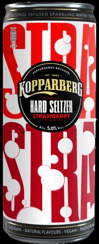 Kopparberg Hard Seltzer Strawberry
