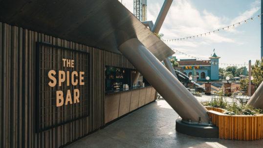 Nu öppnar The Spice Bar på Gröna Lund
