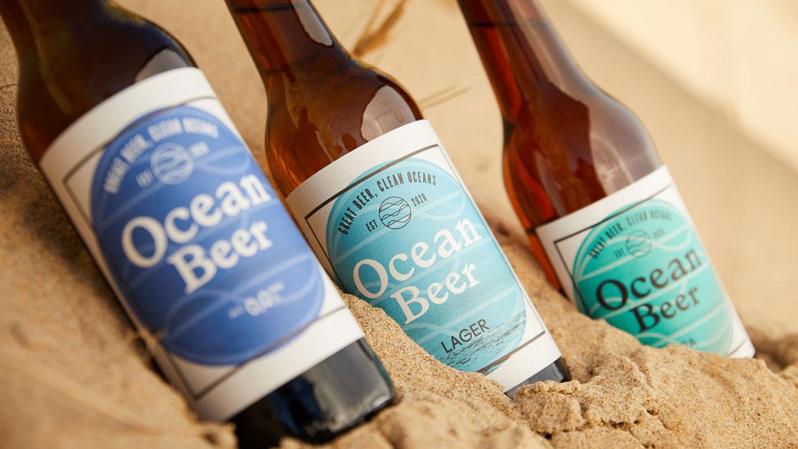 Öl ska rädda haven från skräp
