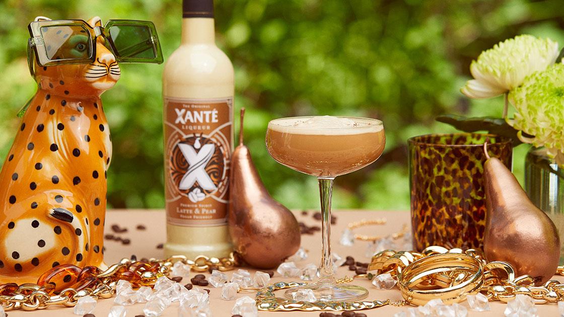 Latte & Pear Martini
