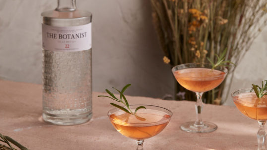 Rose Martini