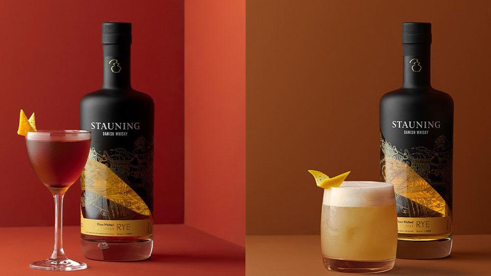 Manhattan / Whiskey Sour