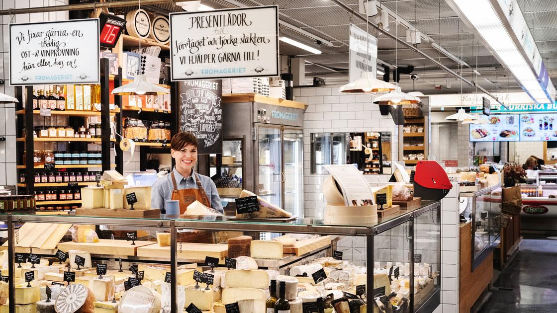 Beställ helgens plockbricka med AMOI – Delikatesser från lokala butiker i Stockholm - levereras samma dag