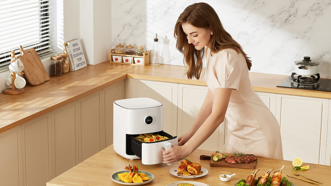 Xiaomi Mi Smart Air Fryer – varmluftsfritösen som förenklar matlagningen till både vardag och fest