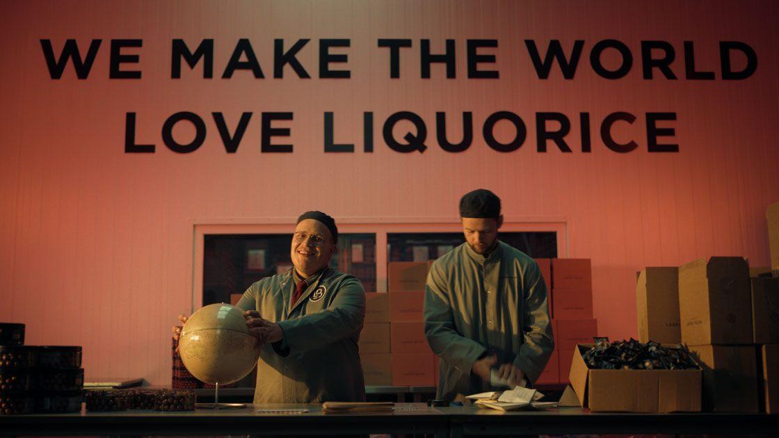 Lakrids by Bülow på absurt uppdrag: Ska lära världen att älska lakrits